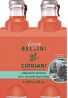 Virgin Bellini - Case (24 Bottles)